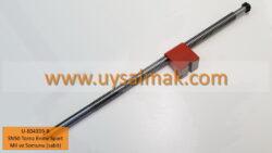 U-804339-B SN50 Torna Enine Sport Mil ve Somunu (sabit)