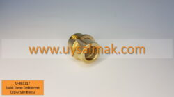 U-803117 SN50 Torna Değiştirme Dişlisi Sarı Burcu