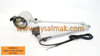 U-808041-H Tezgah lambası (Halojen 24V 70W)