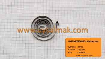 UMS-MY0808040 - Çin malı matkap yayı (küçük)