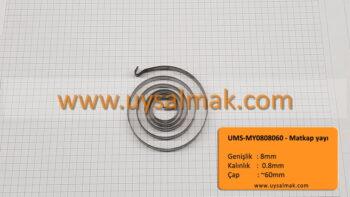 UMS-MY0808060 Çin malı matkap yayı (büyük)