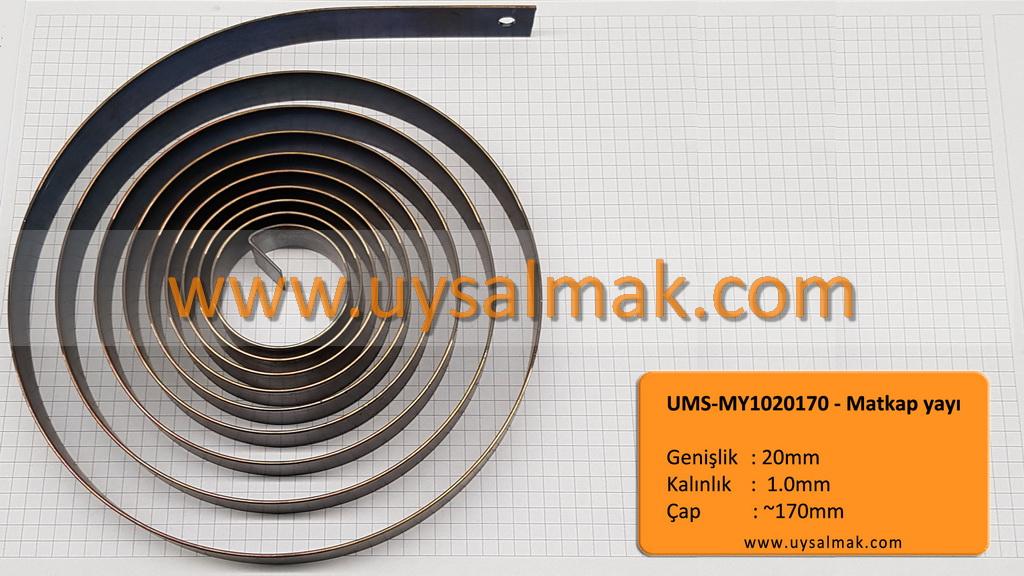 UMS-MY1020170 Borsan matkap yayı